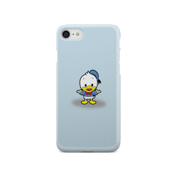 Cute Donald Duck Baby for Personalised iPhone SE 2020 Case