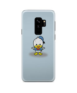 Cute Donald Duck Baby for Simple Samsung Galaxy S9 Plus Case Cover