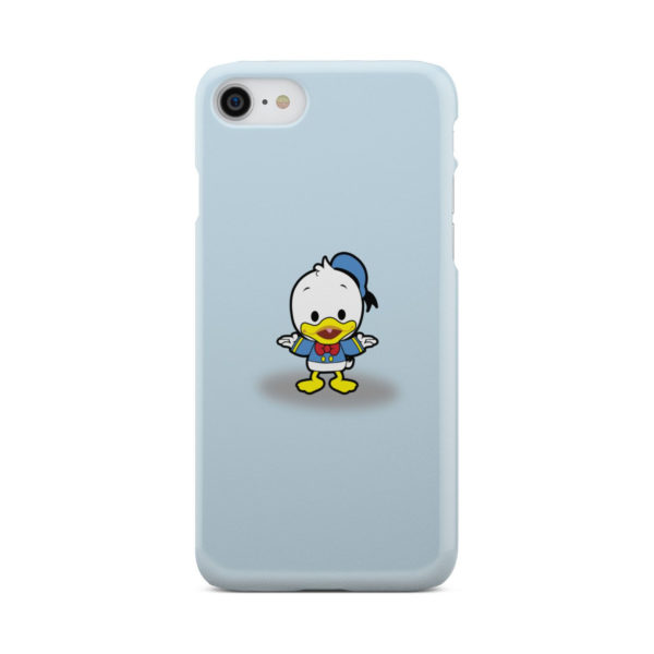 Cute Donald Duck Baby for Trendy iPhone 7 Case