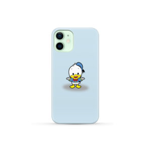 Cute Donald Duck Baby for Unique iPhone 12 Mini Case