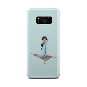 Disney Princess Jasmine for Personalised Samsung Galaxy S8 Case Cover