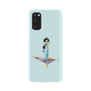 Disney Princess Jasmine for Premium Samsung Galaxy S20 Case
