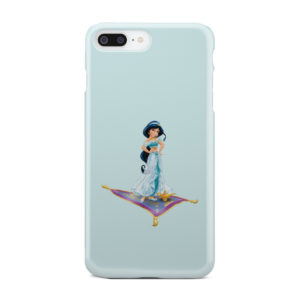 Disney Princess Jasmine for Simple iPhone 8 Plus Case Cover
