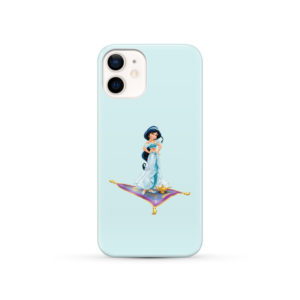 Disney Princess Jasmine for Stylish iPhone 12 Case
