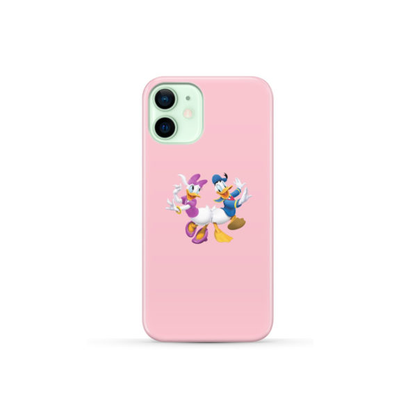 Donald Duck and Daisy for Beautiful iPhone 12 Mini Case Cover