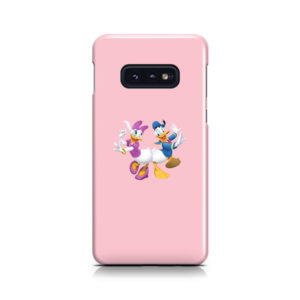 Donald Duck and Daisy for Beautiful Samsung Galaxy S10e Case