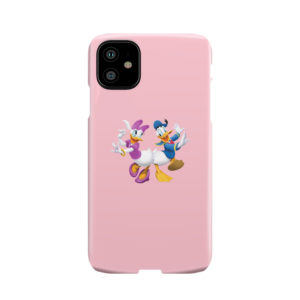 Donald Duck and Daisy for Cool iPhone 11 Case Cover
