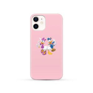 Donald Duck and Daisy for Cool iPhone 12 Case Cover