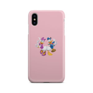 Donald Duck and Daisy for Cool iPhone XS Max Case