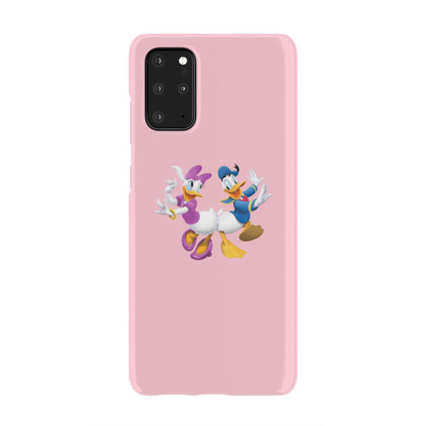 Donald Duck and Daisy for Custom Samsung Galaxy S20 Plus Case Cover