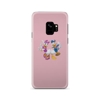 Donald Duck and Daisy for Custom Samsung Galaxy S9 Case