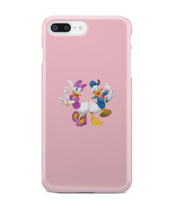 Donald Duck and Daisy for Customized iPhone 8 Plus Case Cover