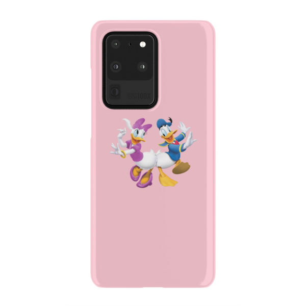 Donald Duck and Daisy for Customized Samsung Galaxy S20 Ultra Case Cover