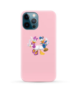 Donald Duck and Daisy for Nice iPhone 12 Pro Max Case