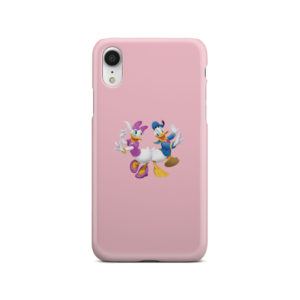 Donald Duck and Daisy for Nice iPhone XR Case Cover