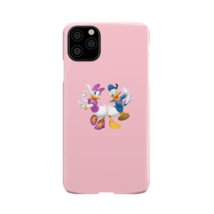 Donald Duck and Daisy for Premium iPhone 11 Pro Max Case