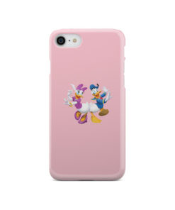 Donald Duck and Daisy for Premium iPhone SE 2020 Case