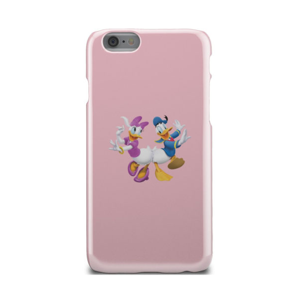 Donald Duck and Daisy for Simple iPhone 6 Case