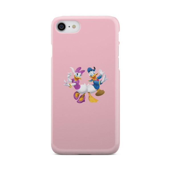 Donald Duck and Daisy for Stylish iPhone 8 Case