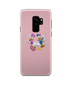 Donald Duck and Daisy for Stylish Samsung Galaxy S9 Plus Case