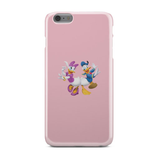 Donald Duck and Daisy for Unique iPhone 6 Plus Case