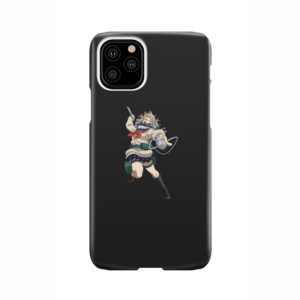 Himiko Toga My Hero Academia for Best iPhone 11 Pro Case