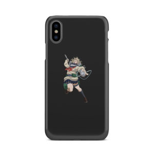 Himiko Toga My Hero Academia for Premium iPhone X / XS Case Cover