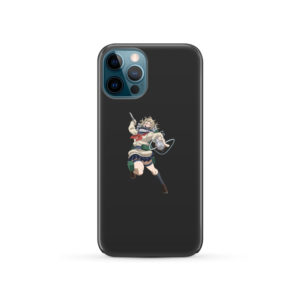 Himiko Toga My Hero Academia for Simple iPhone 12 Pro Case Cover