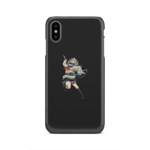 Himiko Toga My Hero Academia for Simple iPhone XS Max Case Cover