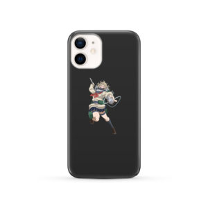 Himiko Toga My Hero Academia for Stylish iPhone 12 Case