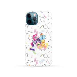 My Little Pony Characters for Amazing iPhone 12 Pro Case Cover