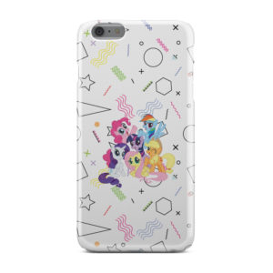 My Little Pony Characters for Beautiful iPhone 6 Plus Case Cover