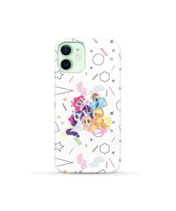 My Little Pony Characters for Best iPhone 12 Mini Case Cover