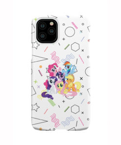 My Little Pony Characters for Cool iPhone 11 Pro Case