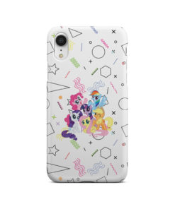 My Little Pony Characters for Customized iPhone XR Case