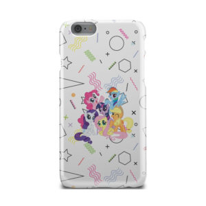 My Little Pony Characters for Newest iPhone 6 Case Cover