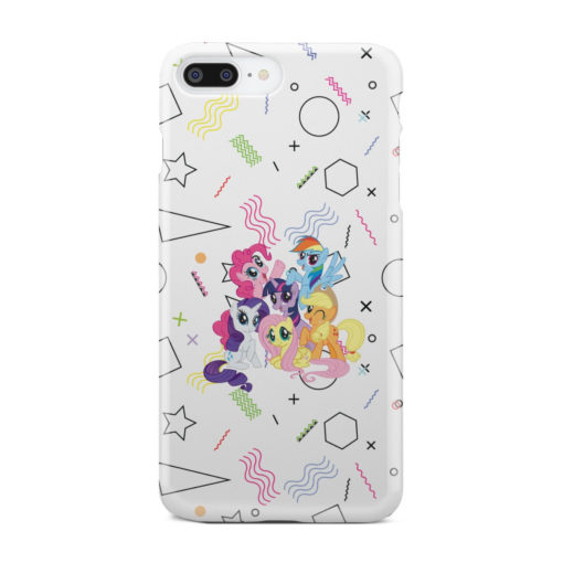 My Little Pony Characters for Newest iPhone 8 Plus Case Cover