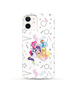 My Little Pony Characters for Personalised iPhone 12 Case