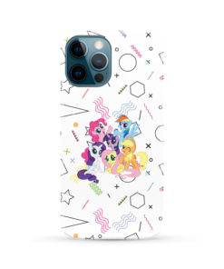 My Little Pony Characters for Personalised iPhone 12 Pro Max Case Cover