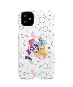 My Little Pony Characters for Simple iPhone 11 Case