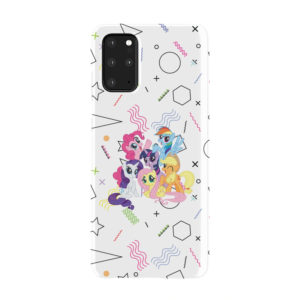 My Little Pony Characters for Simple Samsung Galaxy S20 Plus Case