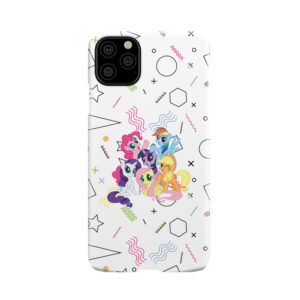 My Little Pony Characters for Trendy iPhone 11 Pro Max Case Cover