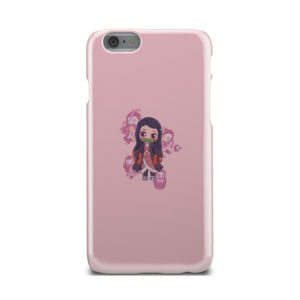 Nezuko Kimetsu No Yaiba Chibi for Cute iPhone 6 Case