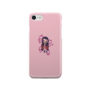 Nezuko Kimetsu No Yaiba Chibi for Nice iPhone SE 2020 Case
