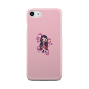 Nezuko Kimetsu No Yaiba Chibi for Simple iPhone 8 Case