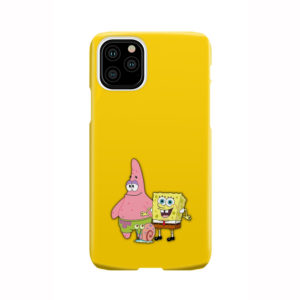 Patrick and SpongeBob SquarePants for Amazing iPhone 11 Pro Case Cover