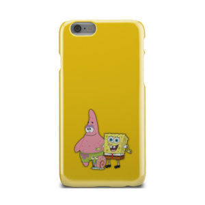 Patrick and SpongeBob SquarePants for Amazing iPhone 6 Case