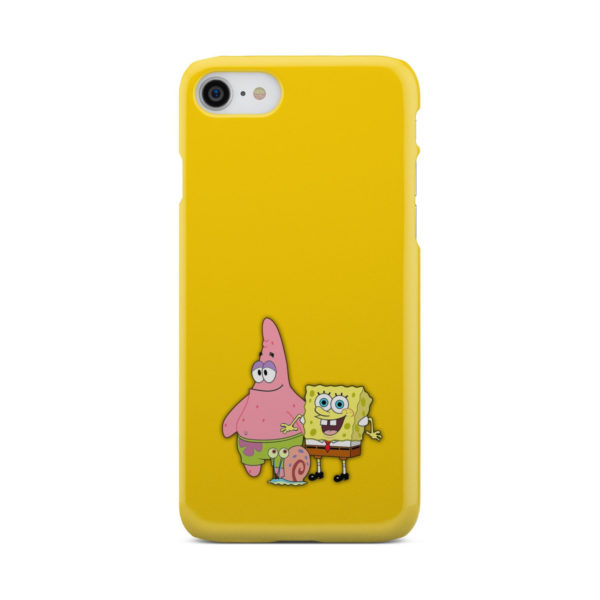 Patrick and SpongeBob SquarePants for Trendy iPhone 7 Case Cover