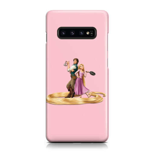 Rapunzel Tangled for Customized Samsung Galaxy S10 Case