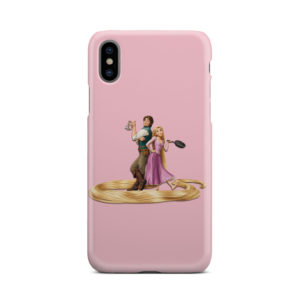 Rapunzel Tangled for Newest iPhone X / XS Case Cover
